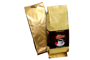 COFFEE BAG W-ONE WAY VALVE 250 GM KOPI CAP CANGKIR PAIKER